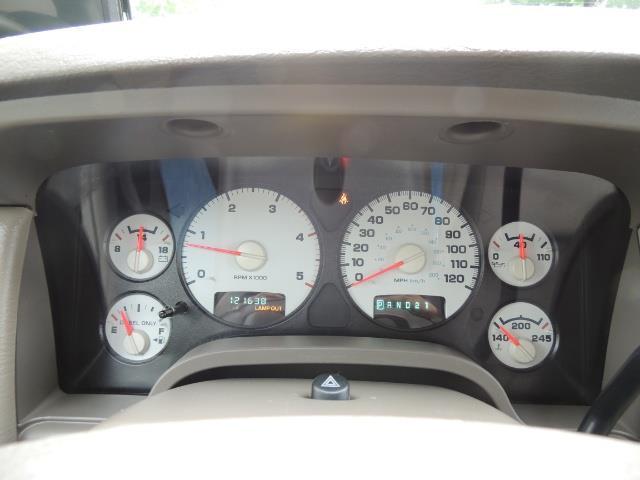 2004 Dodge Ram 3500 Laramie 1-TON 4X4 / 5.9 L CUMMINS DIESEL / LIFTED - Photo 39 - Portland, OR 97217