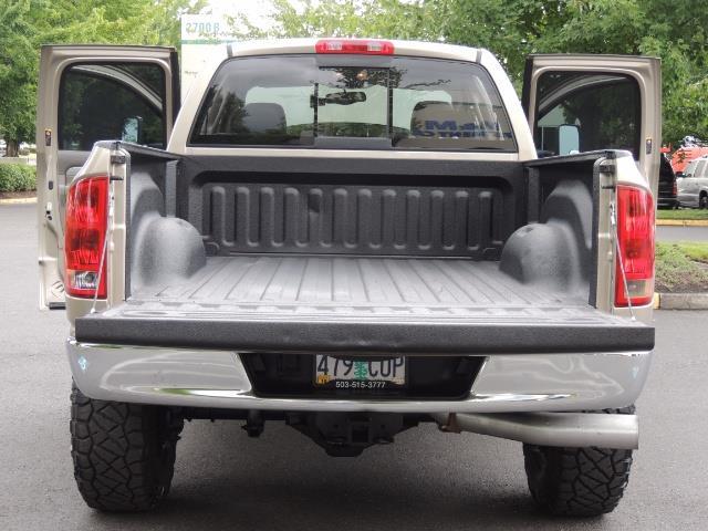2004 Dodge Ram 3500 Laramie 1-TON 4X4 / 5.9 L CUMMINS DIESEL / LIFTED - Photo 27 - Portland, OR 97217