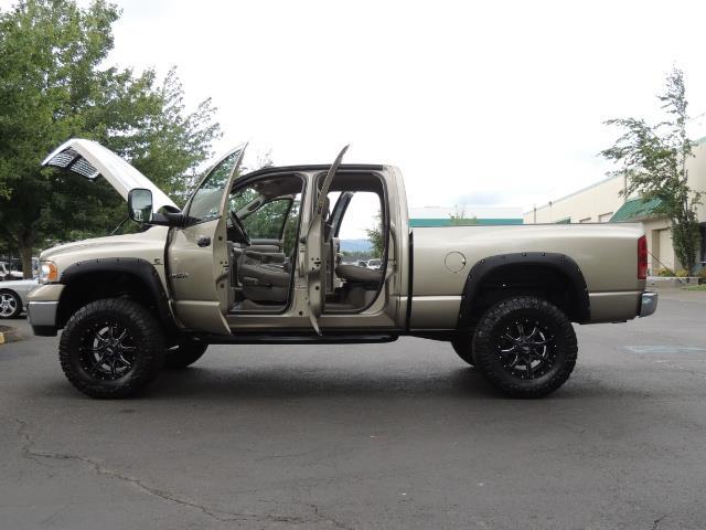 2004 Dodge Ram 3500 Laramie 1-TON 4X4 / 5.9 L CUMMINS DIESEL / LIFTED - Photo 20 - Portland, OR 97217