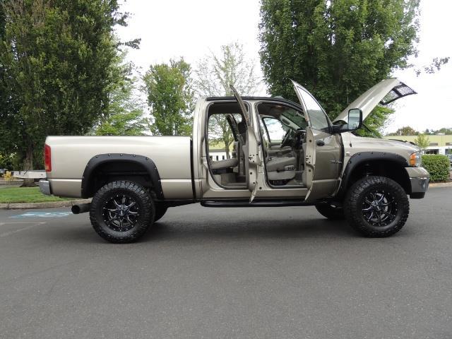 2004 Dodge Ram 3500 Laramie 1-TON 4X4 / 5.9 L CUMMINS DIESEL / LIFTED - Photo 22 - Portland, OR 97217