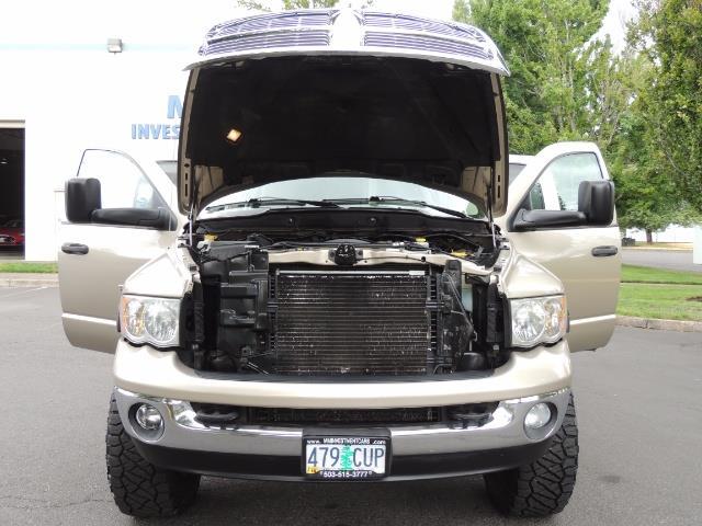 2004 Dodge Ram 3500 Laramie 1-TON 4X4 / 5.9 L CUMMINS DIESEL / LIFTED - Photo 30 - Portland, OR 97217