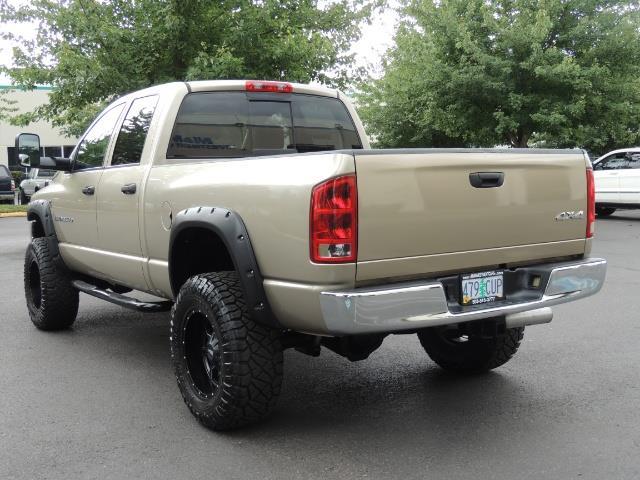 2004 Dodge Ram 3500 Laramie 1-TON 4X4 / 5.9 L CUMMINS DIESEL / LIFTED - Photo 7 - Portland, OR 97217