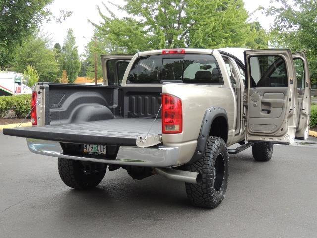 2004 Dodge Ram 3500 Laramie 1-TON 4X4 / 5.9 L CUMMINS DIESEL / LIFTED - Photo 28 - Portland, OR 97217
