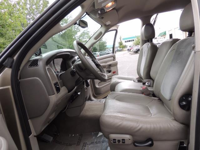 2004 Dodge Ram 3500 Laramie 1-TON 4X4 / 5.9 L CUMMINS DIESEL / LIFTED - Photo 14 - Portland, OR 97217