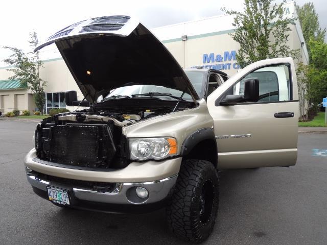 2004 Dodge Ram 3500 Laramie 1-TON 4X4 / 5.9 L CUMMINS DIESEL / LIFTED - Photo 25 - Portland, OR 97217