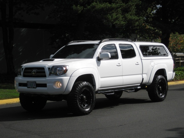 2010 toyota tacoma v6 4wd trd sport off road lifted. Black Bedroom Furniture Sets. Home Design Ideas