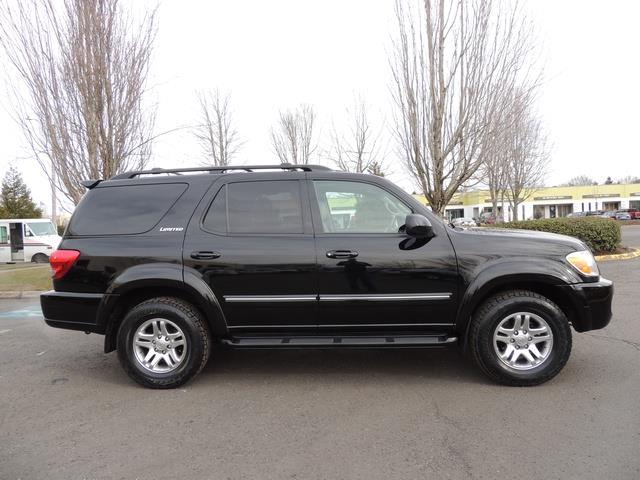 2006 toyota sequoia limited 4x4 1 owner timing belt done. Black Bedroom Furniture Sets. Home Design Ideas