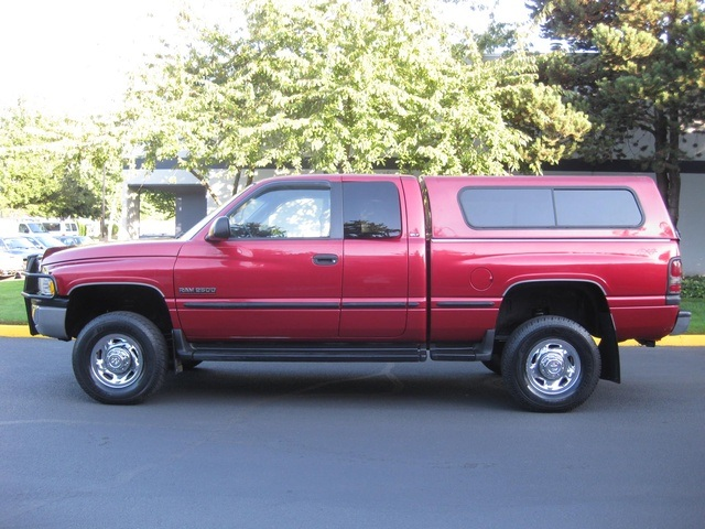 1998 dodge ram 2500 laramie slt 4x4 quad cab 5 9l cummins diesel. Black Bedroom Furniture Sets. Home Design Ideas