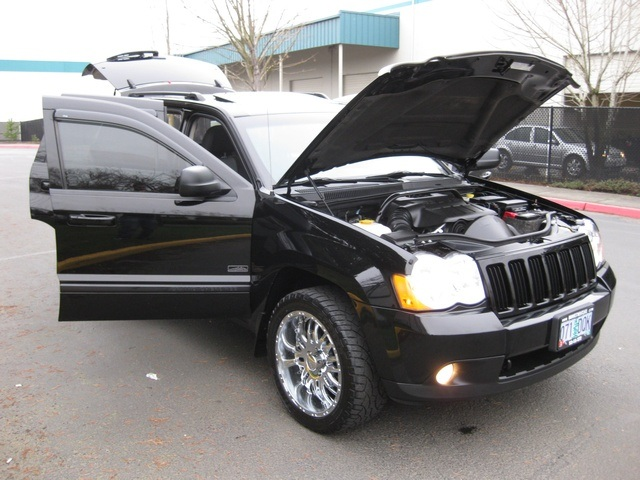 2008 Jeep Grand Cherokee Laredo 4x4 Rocky Mountain Pkg