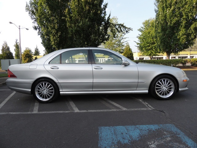2003 mercedes benz s500 4matic navigation loaded for 2003 mercedes benz s500
