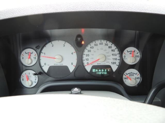 2006 Dodge Ram 2500 SLT / 4x4 / 5.9L Cummins Diesel / High Output - Photo 37 - Portland, OR 97217
