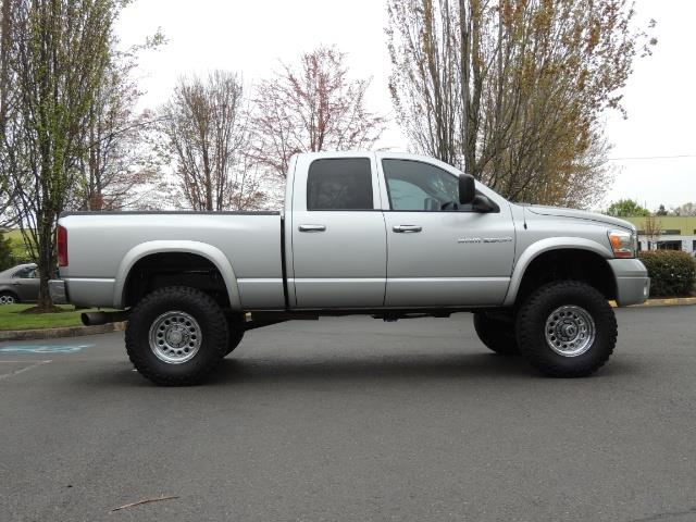 2006 Dodge Ram 2500 SLT / 4x4 / 5.9L Cummins Diesel / High Output - Photo 4 - Portland, OR 97217