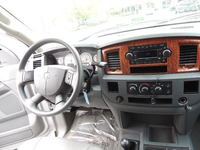 2006 Dodge Ram 2500 SLT / 4x4 / 5.9L Cummins Diesel / High Output - Photo 16 - Portland, OR 97217