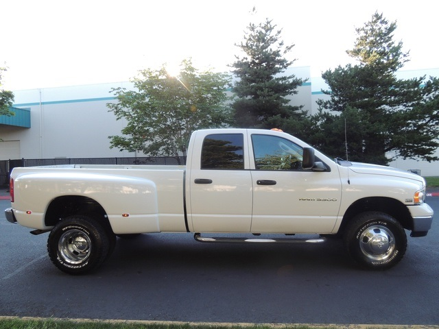 2004 dodge ram 3500 st 4x4 quad cab 5 7 hemi dually. Black Bedroom Furniture Sets. Home Design Ideas
