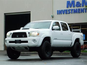 2008 Toyota Tacoma V6 SR5 / 4X4 / TRD SPORT OFF RD / 6-SPEED MANUAL Truck