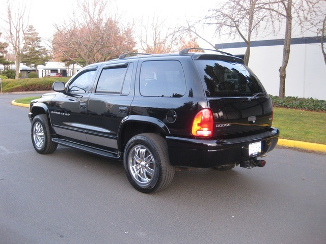 2001 dodge durango r t 5 9l 4x4 3rd seat leather fully. Black Bedroom Furniture Sets. Home Design Ideas