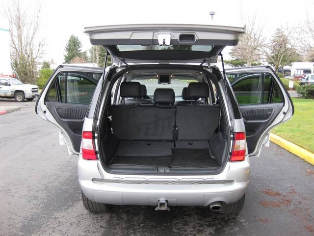 2002 mercedes benz ml320 sport pkg awd for Mercedes benz ml 2002