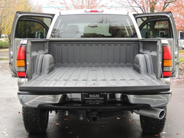 2007 GMC Sierra 2500 SLT 4X4 / 6.6 Duramax Diesel / LBZ Motor / Allison - Photo 15 - Portland, OR 97217