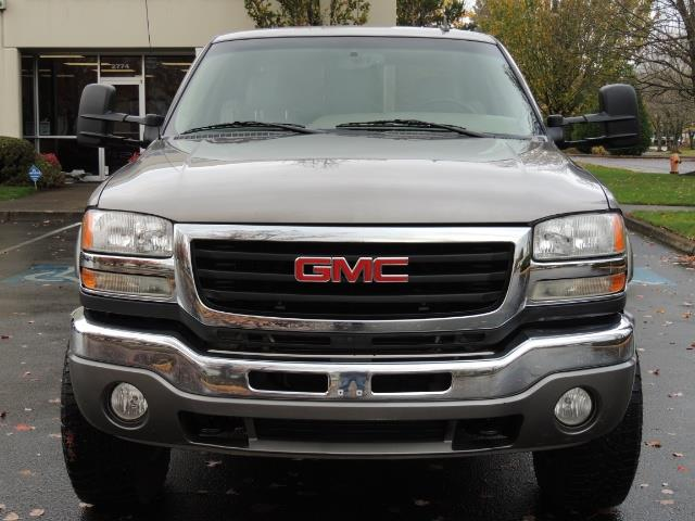 2007 GMC Sierra 2500 SLT 4X4 / 6.6 Duramax Diesel / LBZ Motor / Allison - Photo 5 - Portland, OR 97217