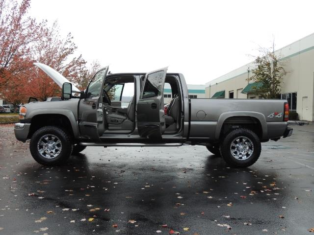 2007 GMC Sierra 2500 SLT 4X4 / 6.6 Duramax Diesel / LBZ Motor / Allison - Photo 13 - Portland, OR 97217