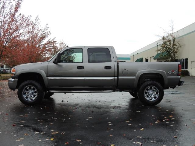 2007 GMC Sierra 2500 SLT 4X4 / 6.6 Duramax Diesel / LBZ Motor / Allison - Photo 3 - Portland, OR 97217