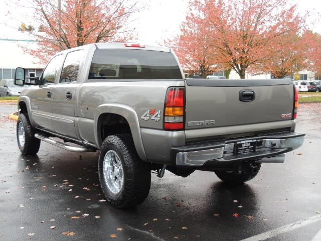 2007 GMC Sierra 2500 SLT 4X4 / 6.6 Duramax Diesel / LBZ Motor / Allison - Photo 7 - Portland, OR 97217