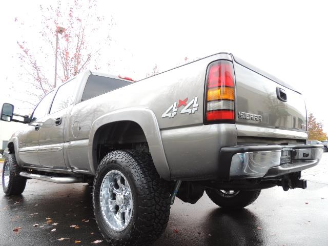 2007 GMC Sierra 2500 SLT 4X4 / 6.6 Duramax Diesel / LBZ Motor / Allison - Photo 11 - Portland, OR 97217