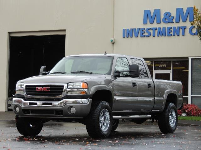2007 GMC Sierra 2500 SLT 4X4 / 6.6 Duramax Diesel / LBZ Motor / Allison - Photo 37 - Portland, OR 97217