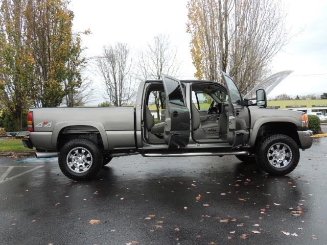 2007 GMC Sierra 2500 SLT 4X4 / 6.6 Duramax Diesel / LBZ Motor / Allison - Photo 17 - Portland, OR 97217