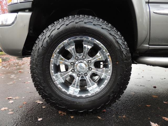 2007 GMC Sierra 2500 SLT 4X4 / 6.6 Duramax Diesel / LBZ Motor / Allison - Photo 32 - Portland, OR 97217