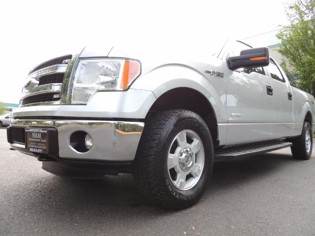 2014 Ford F-150 XLT / 4x4 / Long Bed 6.5FT / 1-Owner - Photo 9 - Portland, OR 97217