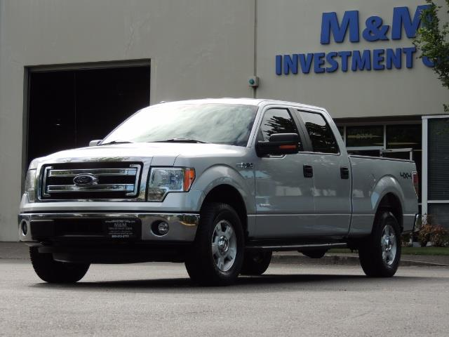 2014 Ford F-150 XLT / 4x4 / Long Bed 6.5FT / 1-Owner - Photo 1 - Portland, OR 97217