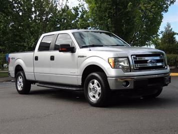 2014 Ford F-150 XLT / 4x4 / Long Bed 6.5FT / 1-Owner Truck