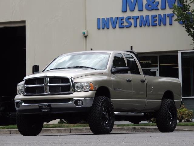 2004 Dodge Ram 2500 SLT 4dr / 4X4 / 5.9L DIESEL / 6-SPEED  / LIFTED - Photo 35 - Portland, OR 97217