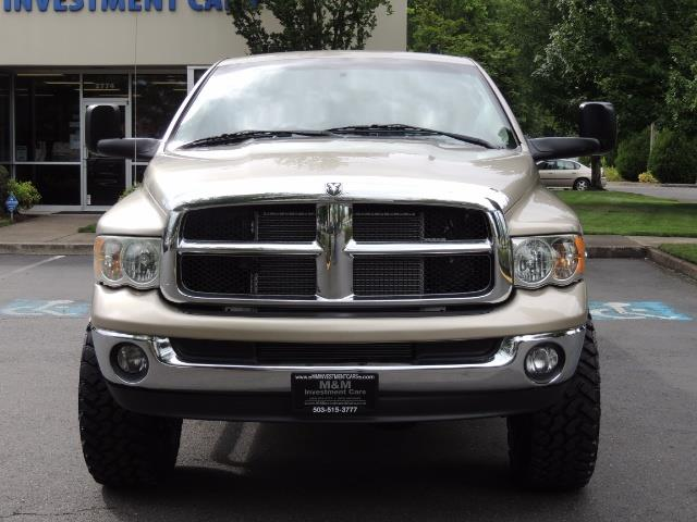 2004 Dodge Ram 2500 SLT 4dr / 4X4 / 5.9L DIESEL / 6-SPEED  / LIFTED - Photo 5 - Portland, OR 97217