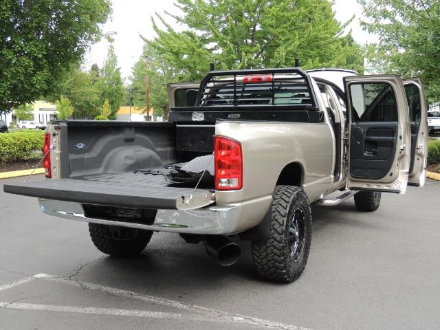 2004 Dodge Ram 2500 SLT 4dr / 4X4 / 5.9L DIESEL / 6-SPEED  / LIFTED - Photo 29 - Portland, OR 97217