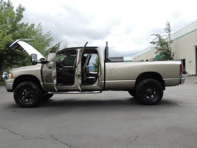 2004 Dodge Ram 2500 SLT 4dr / 4X4 / 5.9L DIESEL / 6-SPEED  / LIFTED - Photo 26 - Portland, OR 97217