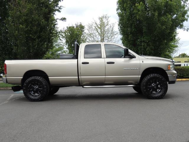 2004 Dodge Ram 2500 SLT 4dr / 4X4 / 5.9L DIESEL / 6-SPEED  / LIFTED - Photo 4 - Portland, OR 97217