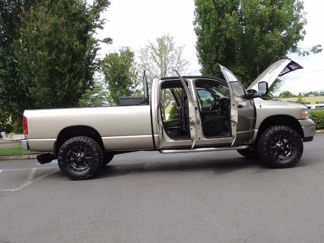 2004 Dodge Ram 2500 SLT 4dr / 4X4 / 5.9L DIESEL / 6-SPEED  / LIFTED - Photo 30 - Portland, OR 97217