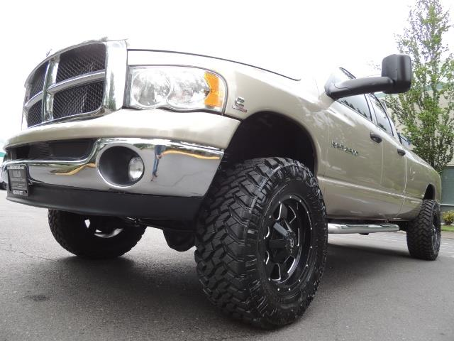 2004 Dodge Ram 2500 SLT 4dr / 4X4 / 5.9L DIESEL / 6-SPEED  / LIFTED - Photo 9 - Portland, OR 97217