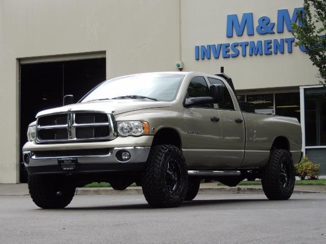 2004 Dodge Ram 2500 SLT 4dr / 4X4 / 5.9L DIESEL / 6-SPEED  / LIFTED - Photo 44 - Portland, OR 97217