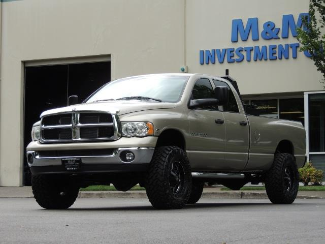 2004 Dodge Ram 2500 SLT 4dr / 4X4 / 5.9L DIESEL / 6-SPEED  / LIFTED - Photo 48 - Portland, OR 97217
