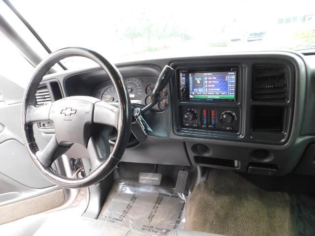 2005 Chevrolet Silverado 1500 LS 4dr Crew Cab LS / Navigation/ Remote Start - Photo 19 - Portland, OR 97217
