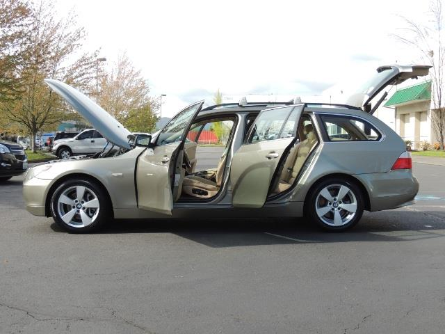 2006 BMW 530xi / AWD / Wagon / Pano Sunroof / Excel Cond - Photo 26 - Portland, OR 97217