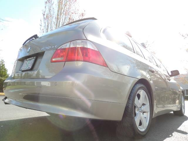 2006 BMW 530xi / AWD / Wagon / Pano Sunroof / Excel Cond - Photo 42 - Portland, OR 97217
