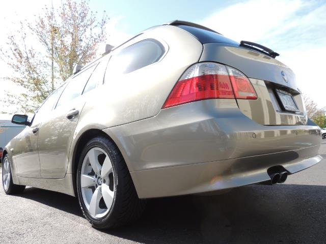 2006 BMW 530xi / AWD / Wagon / Pano Sunroof / Excel Cond - Photo 41 - Portland, OR 97217