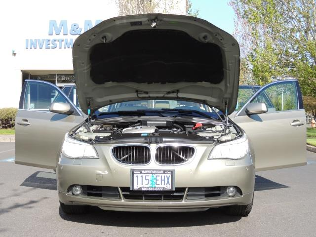 2006 BMW 530xi / AWD / Wagon / Pano Sunroof / Excel Cond - Photo 32 - Portland, OR 97217