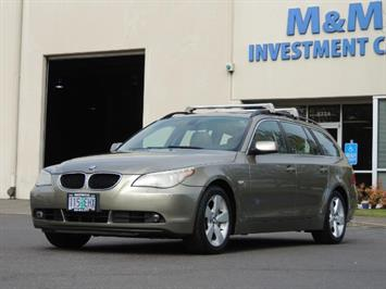 2006 BMW 530xi / AWD / Wagon / Pano Sunroof / Excel Cond Wagon