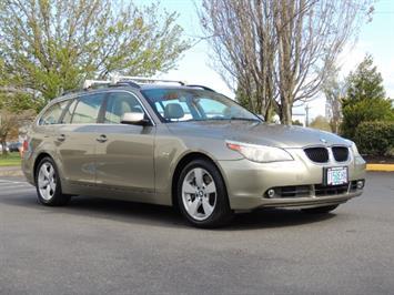 2006 BMW 530xi / AWD / Wagon / Pano Sunroof / Excel Cond Wagon