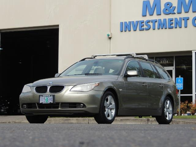 2006 BMW 530xi / AWD / Wagon / Pano Sunroof / Excel Cond - Photo 44 - Portland, OR 97217
